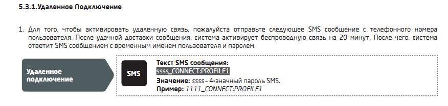 GSM-модуль ESIM110